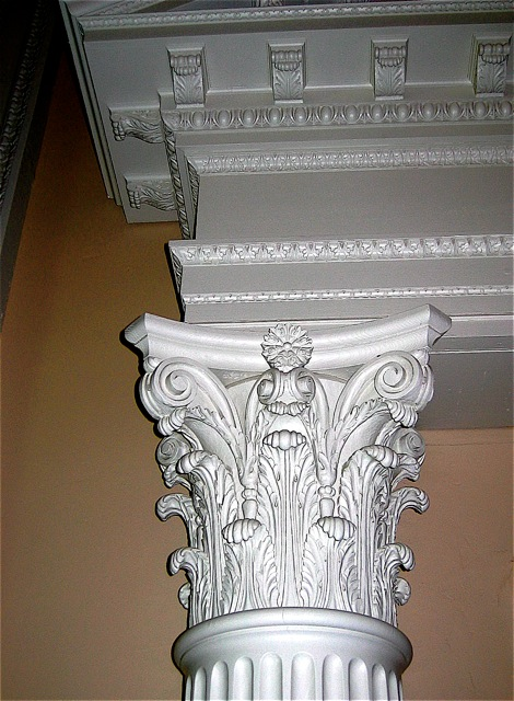 Agrell Architectural Carving: Fulham Palace