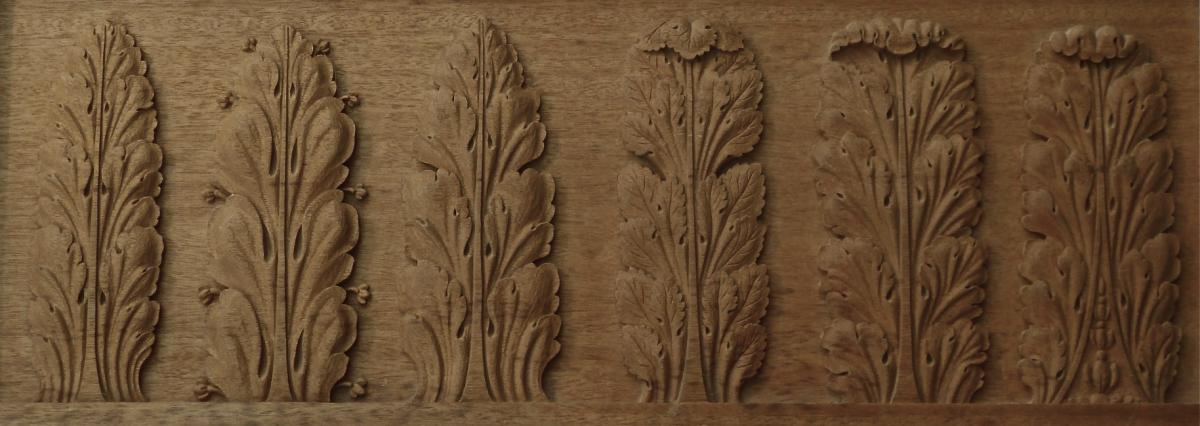 Agrell Architectural Carving: Hand carved moulding Empire