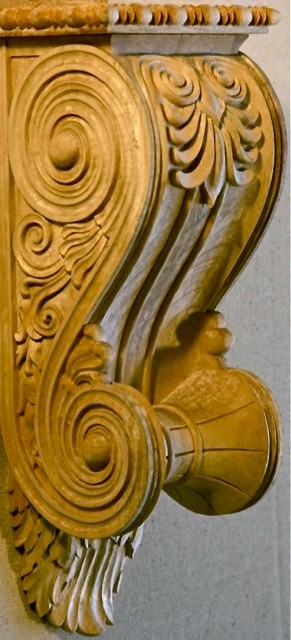 Hand Carved Wood Corbels Brackets Agrell Architectural