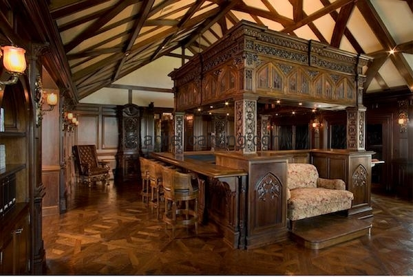 Agrell Architectural Carving Provides Tudor Style Hand Carving For Malinard M