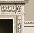 Agrell Architectural Carving: Neoclassical hand carved panelled room