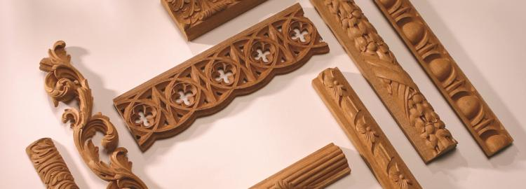 Agrell Carving: A Selection Of Hand Carved Architectural Mouldings.