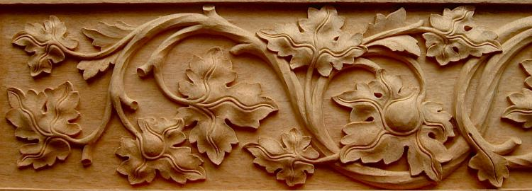 Hand woodcarving agrell architectural carving