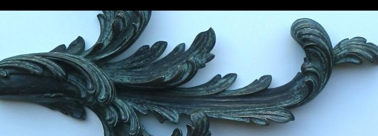 Agrell Carving: Hand carved master cast in bronze. Alternative patinas available