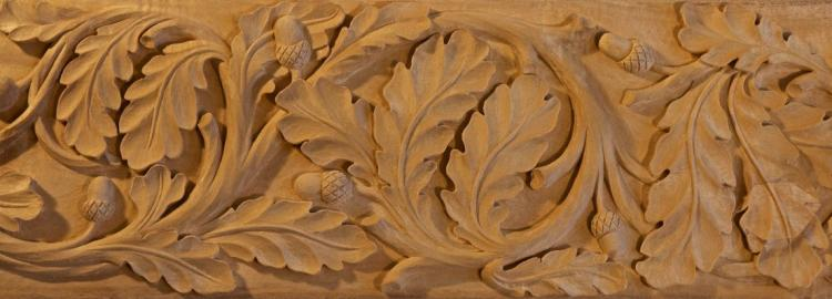 Gothic Wood Carving Design | Agrell Architectural Carving ...